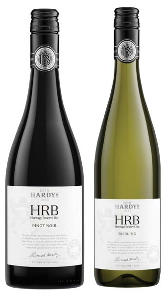 HRB New Vintage Releases