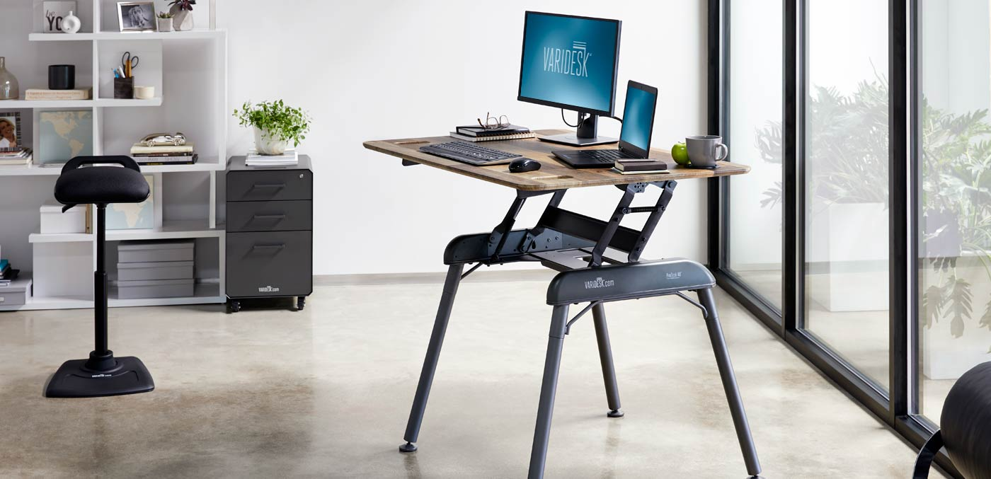 VARIDESK: Revolutionise your workspace