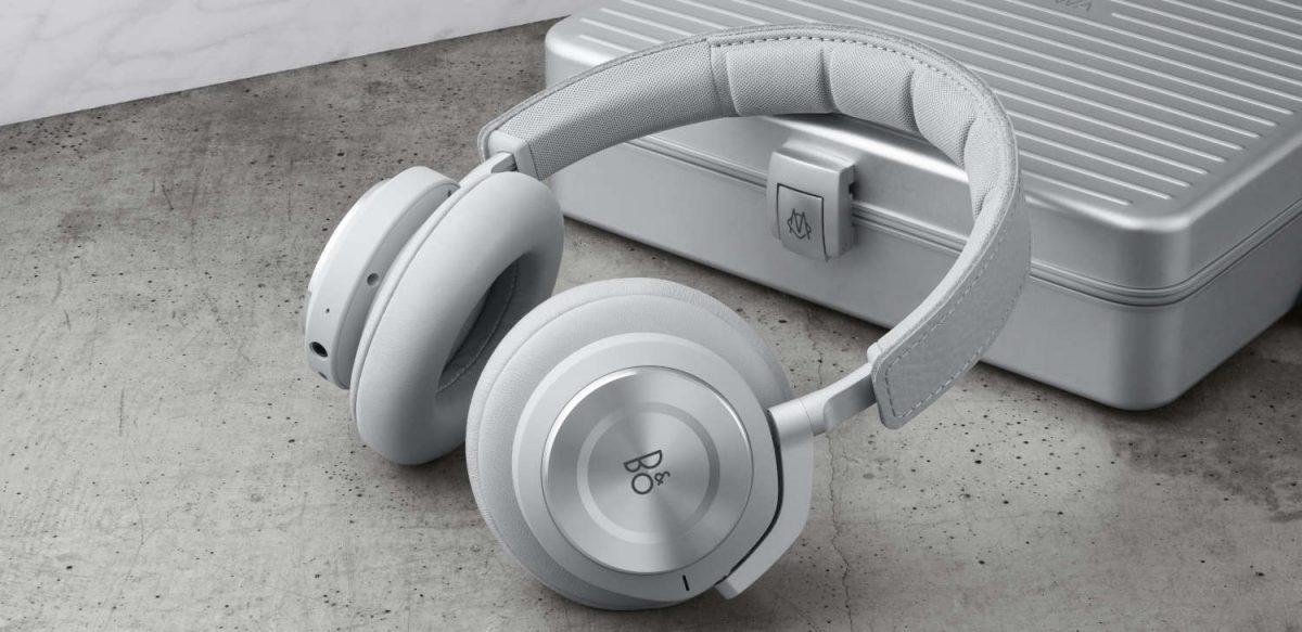 Rimowa x Bang & Olufsen Beoplay H9i headphones