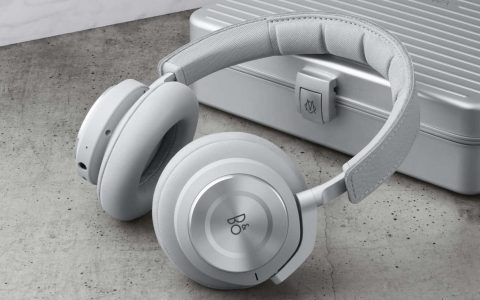 Rimowa x Bang & Olufsen Beoplay H9i headphones