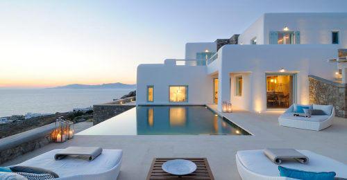 Five Star Greece Villa