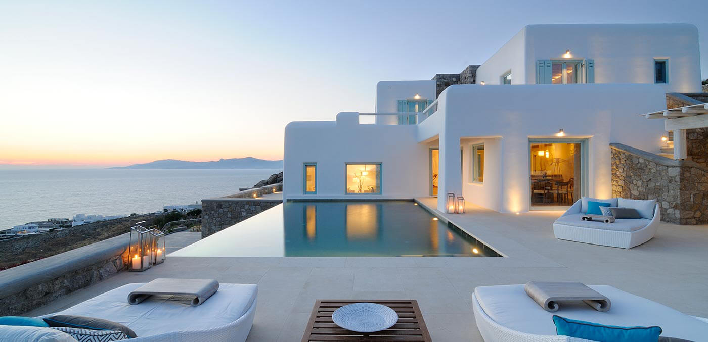 Five Star Greece Villa