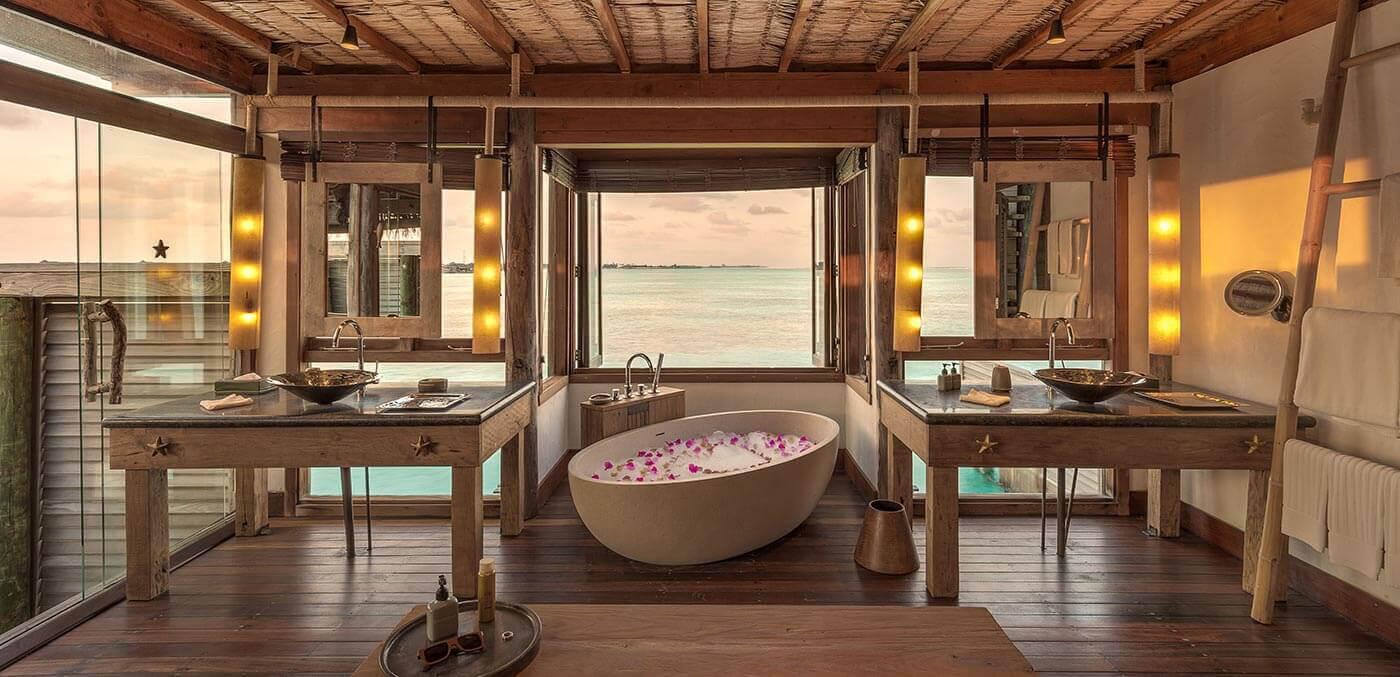 Gili Lankanfushi Bathroom