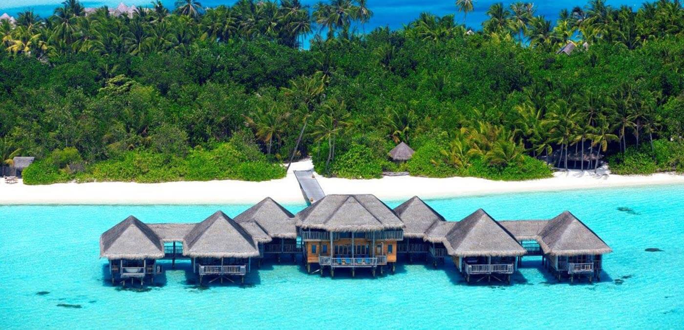 Gili Lankanfushi Meera Spa and One Palm Island