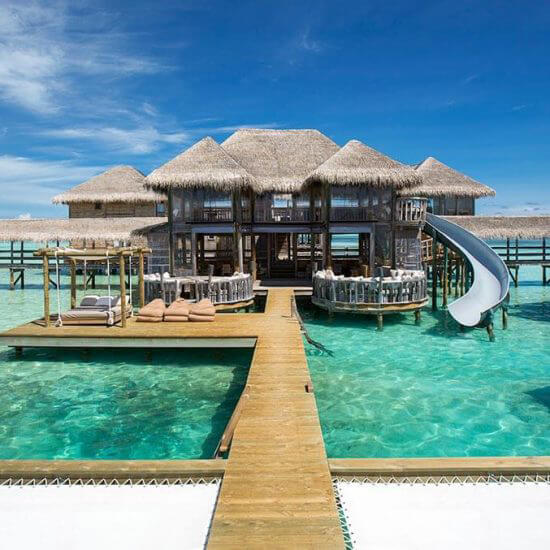 Gili Lankanfushi Private Reserve Pool View