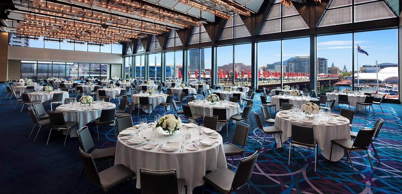 Grand Ballroom Gala at Hyatt Regency Sydney