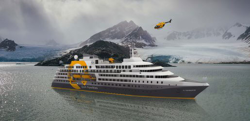 Quark Expeditions Essential Greenland Arctic Ultramarine