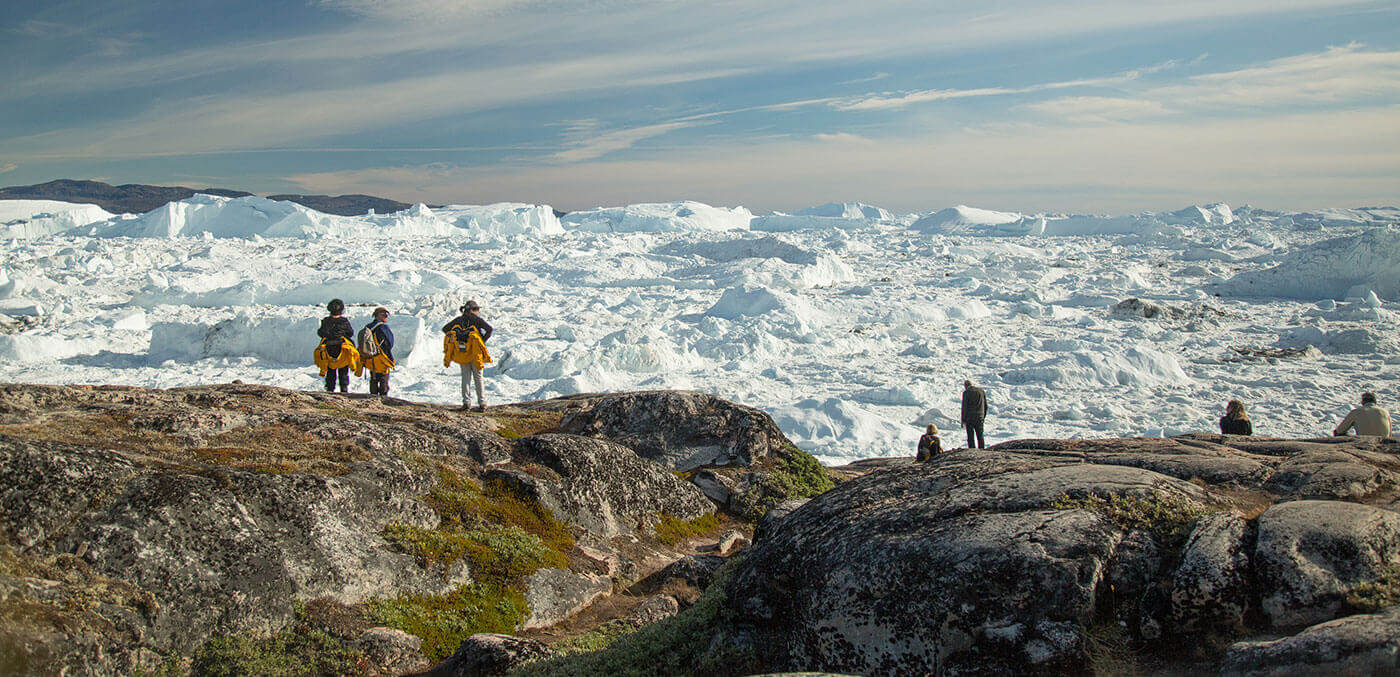 Quark Expeditions NWP Epic High Arctic ilulissat greenland