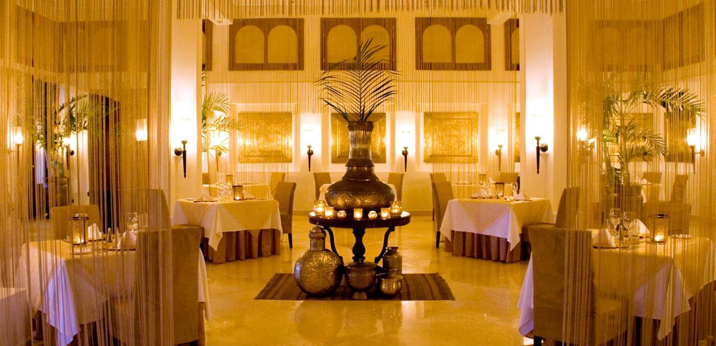 Restaurant at Baraza Resort & Spa