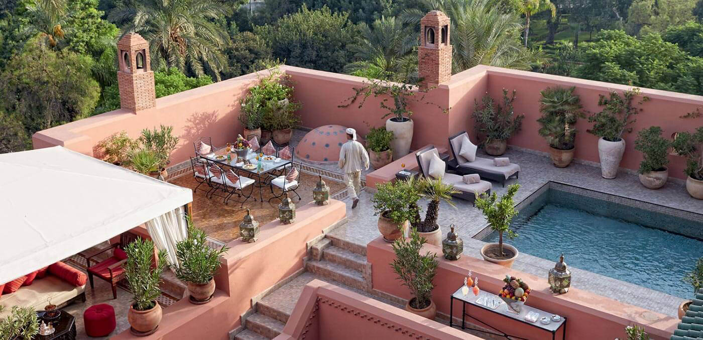 The Grand Riad Rooftop