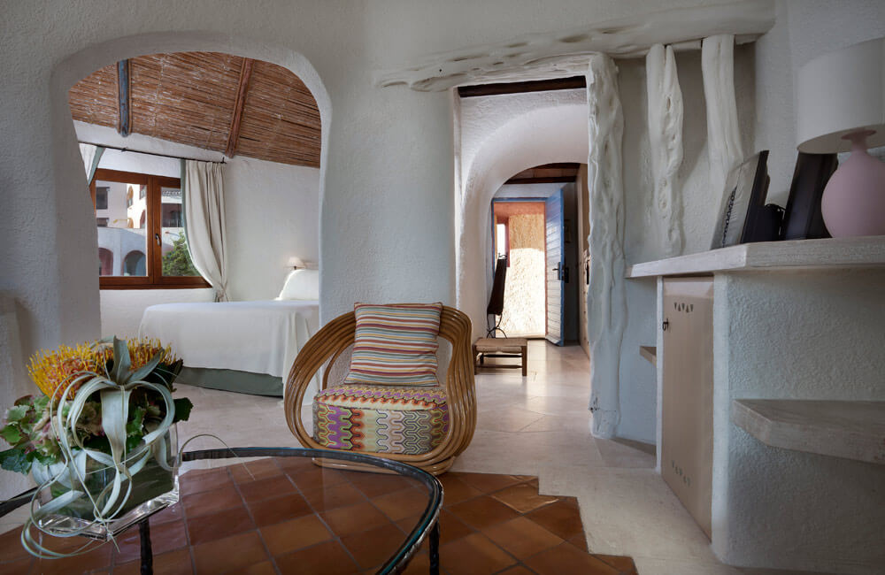 Penthouse at Cala di Volpe Hotel