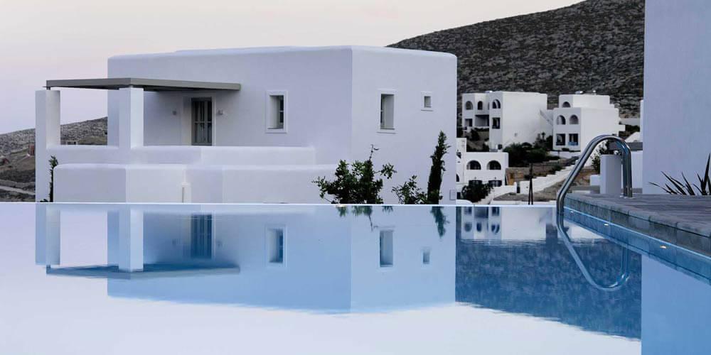 Anemi Hotel, Folegandros