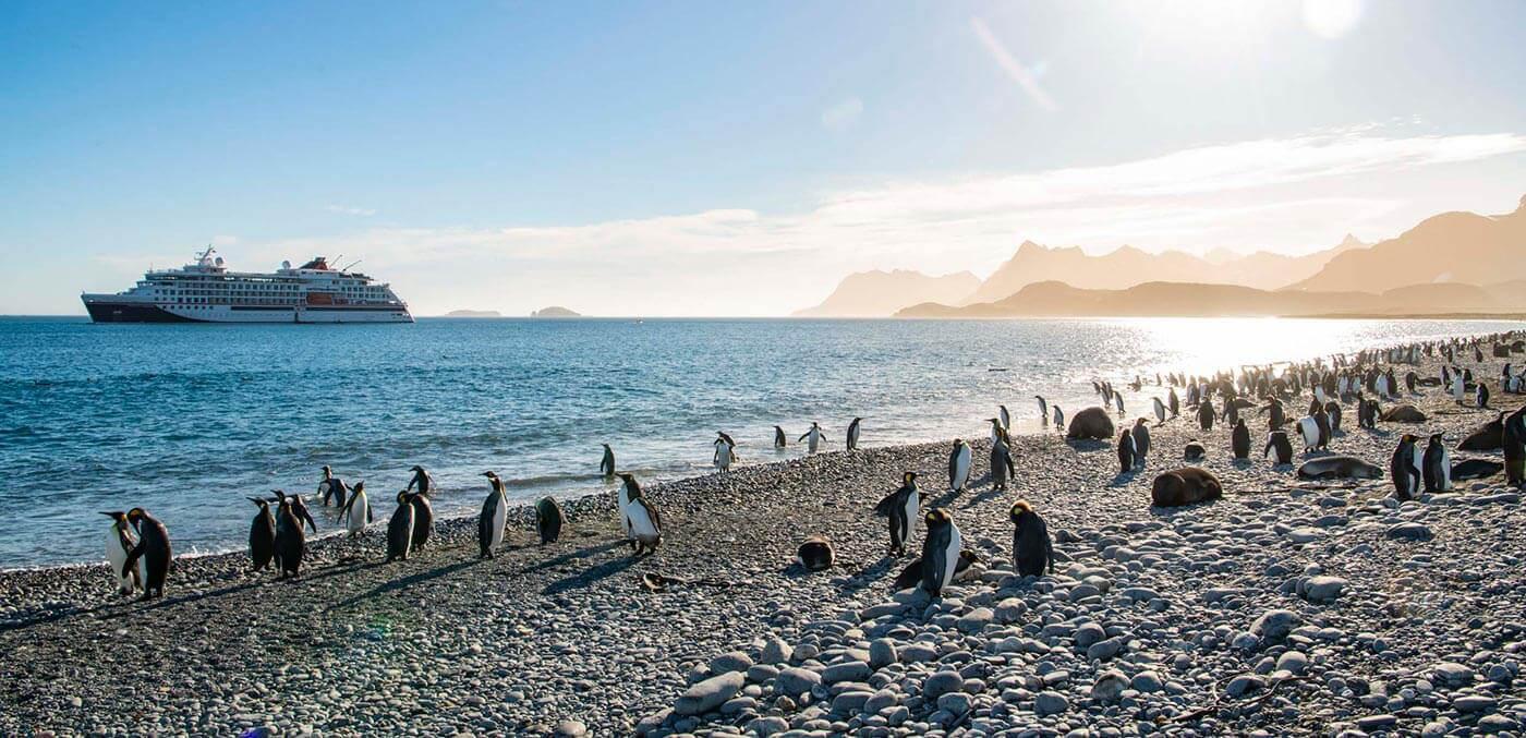Antarctica, Hapag-Lloyd Cruises
