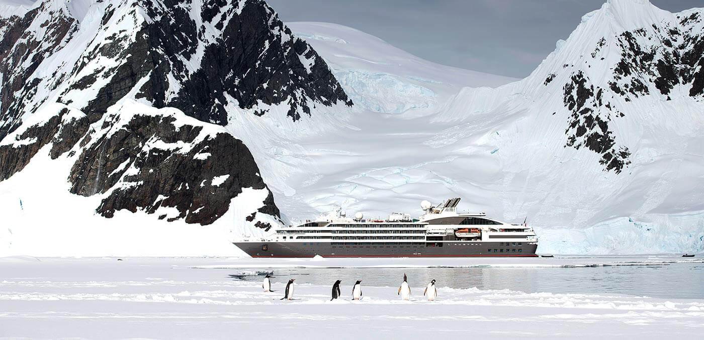 Antarctica with PONANT
