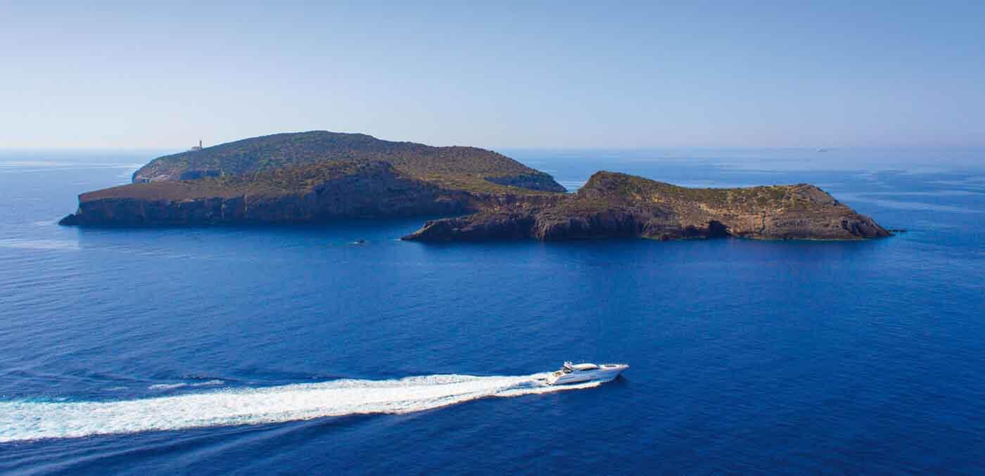 Tagomago Private Island, Mediterranean