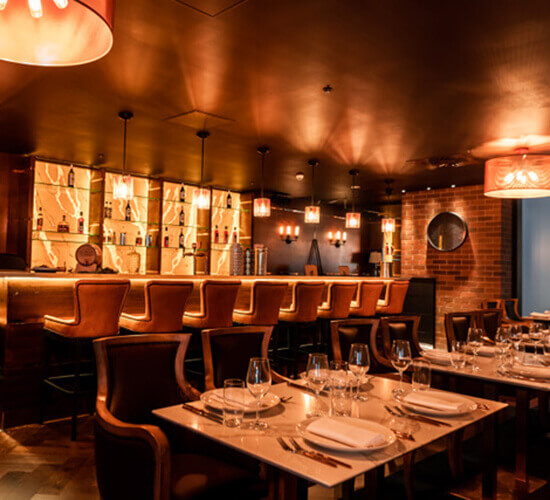 Mezz Dining and Bar at Firegrill Restaurant and Bar