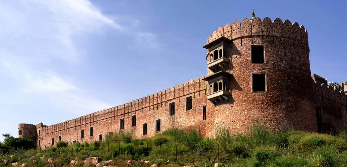Six Senses Fort Barwara