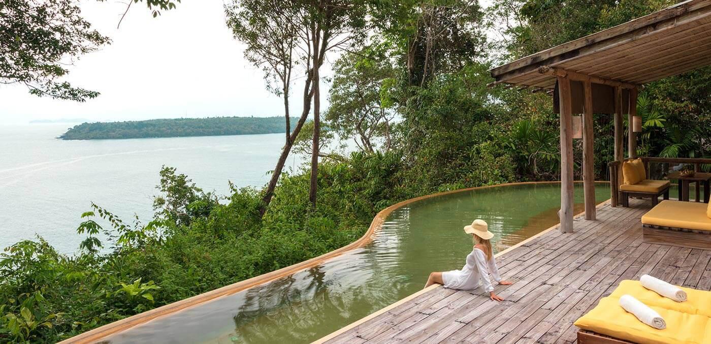 Soneva Kiri Sunset Ocean View Pool Villa Suite