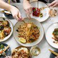 Spread at Q Dining