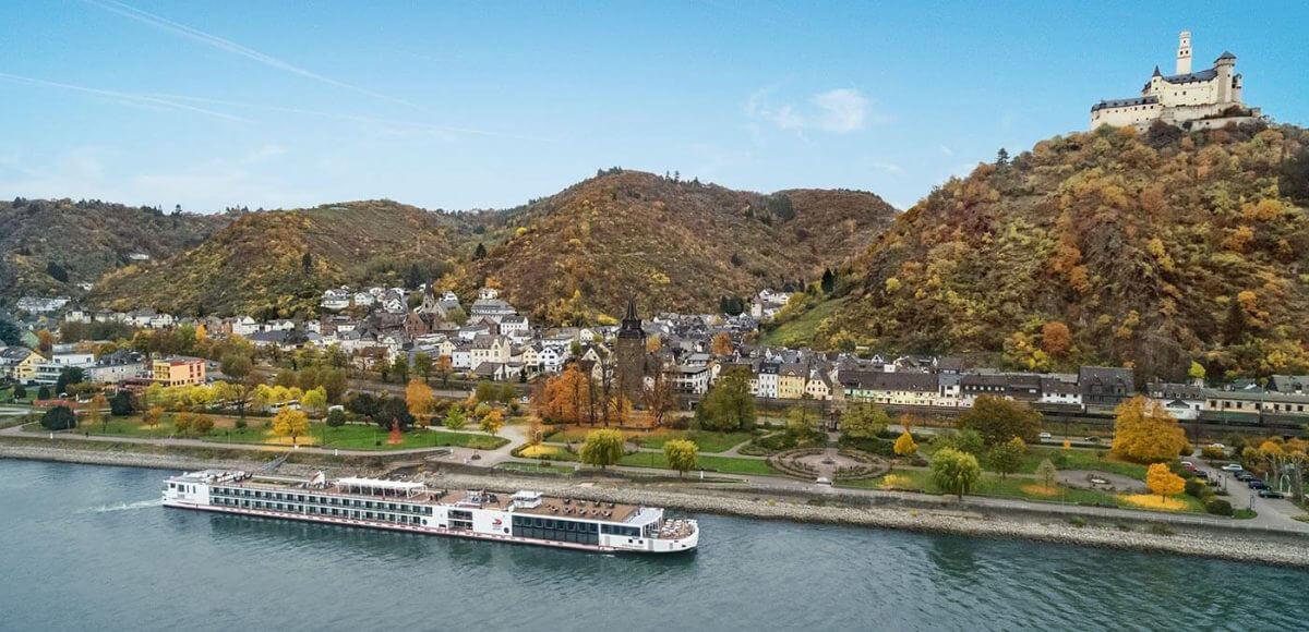 Viking Cruises, Longships Aegir Marksburg