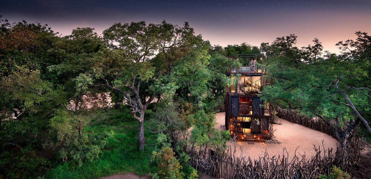 andBeyond Ngala Private Game Reserve Exterior