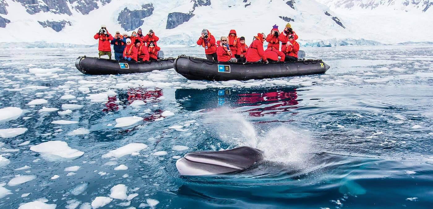 Antartica with Lindblad Expeditions