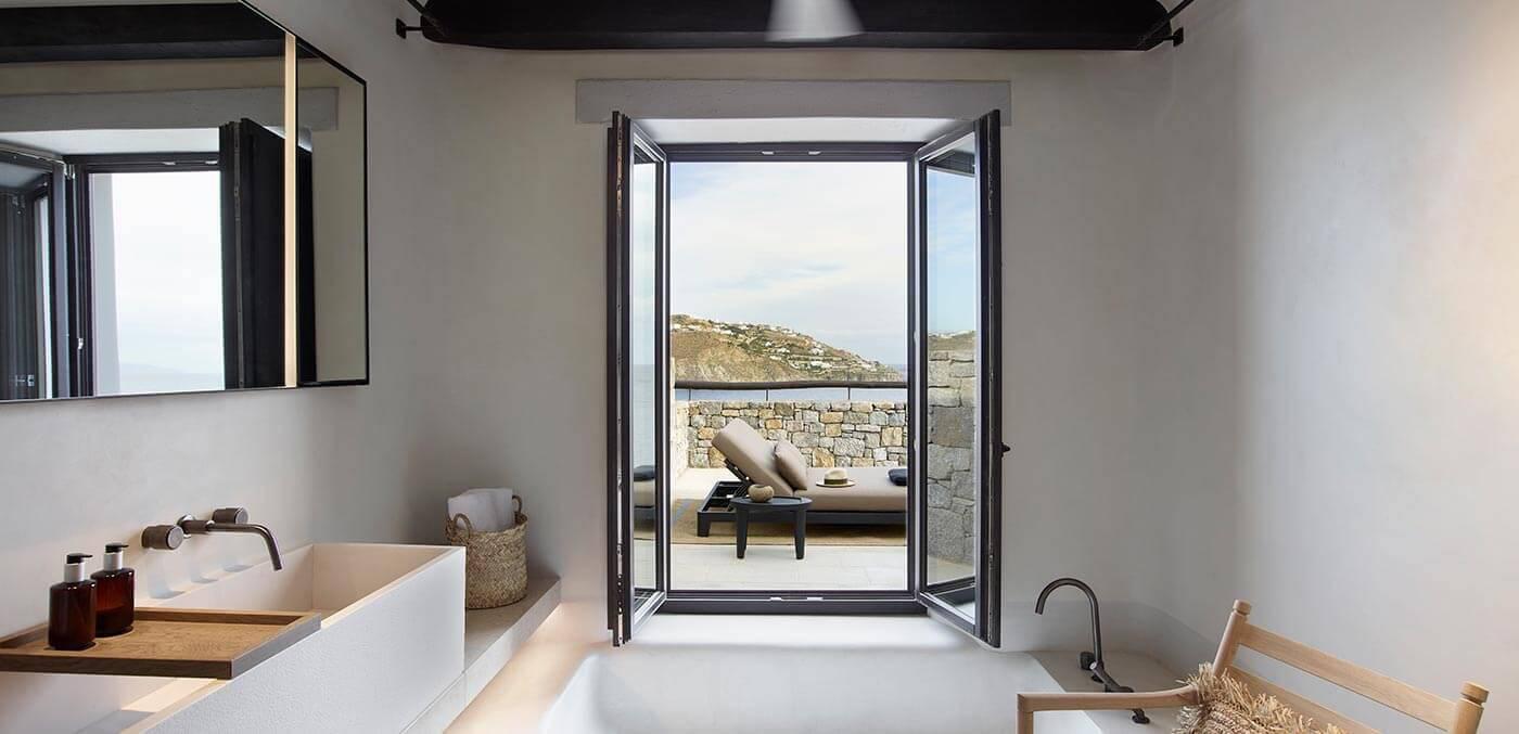Kalesma Suite bathroom