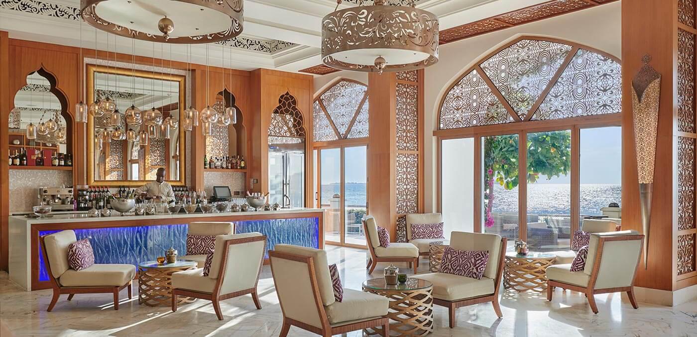 Living room at Park Hyatt Zanzibar