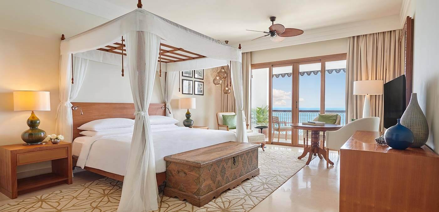 Park Deluxe King Room at Park Hyatt Zanzibar