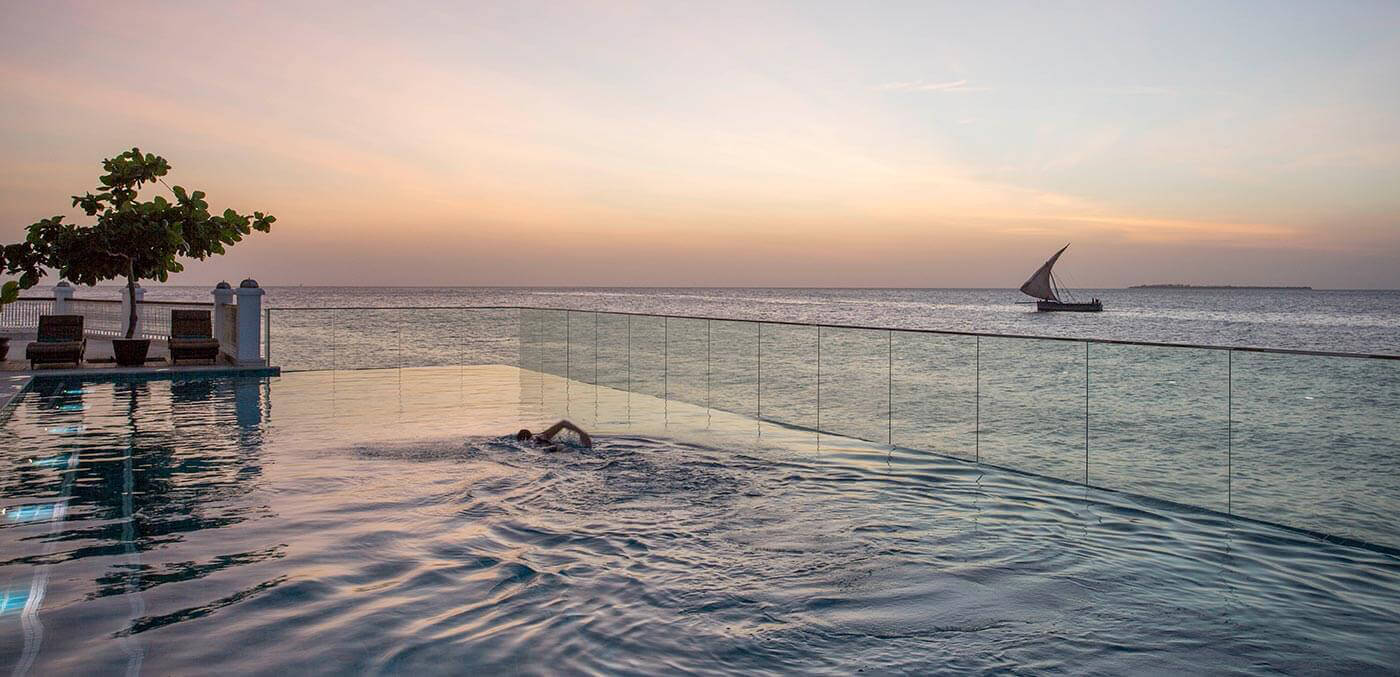 Park Hyatt Zanzibar Swimming Pool