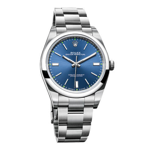 Rolex Oyster Perpetual 39, $7,550