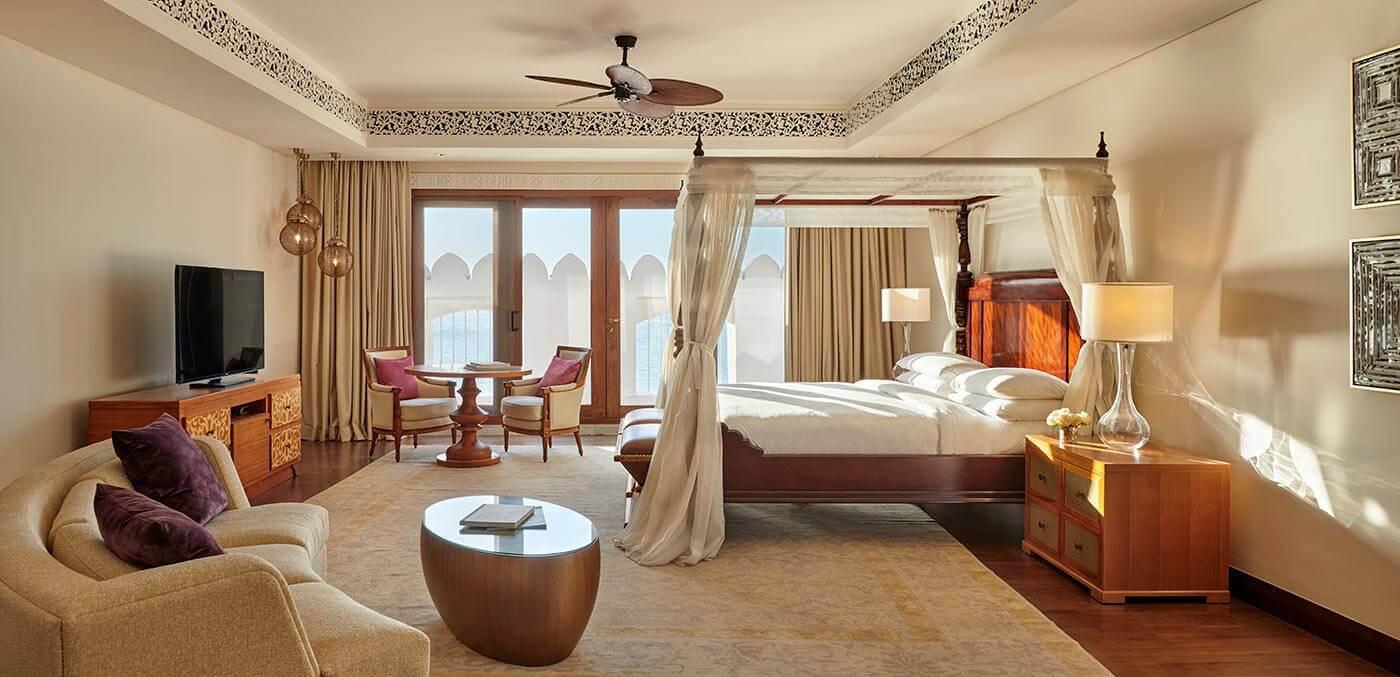 Royal Residence Bedroom at Park Hyatt Zanzibar