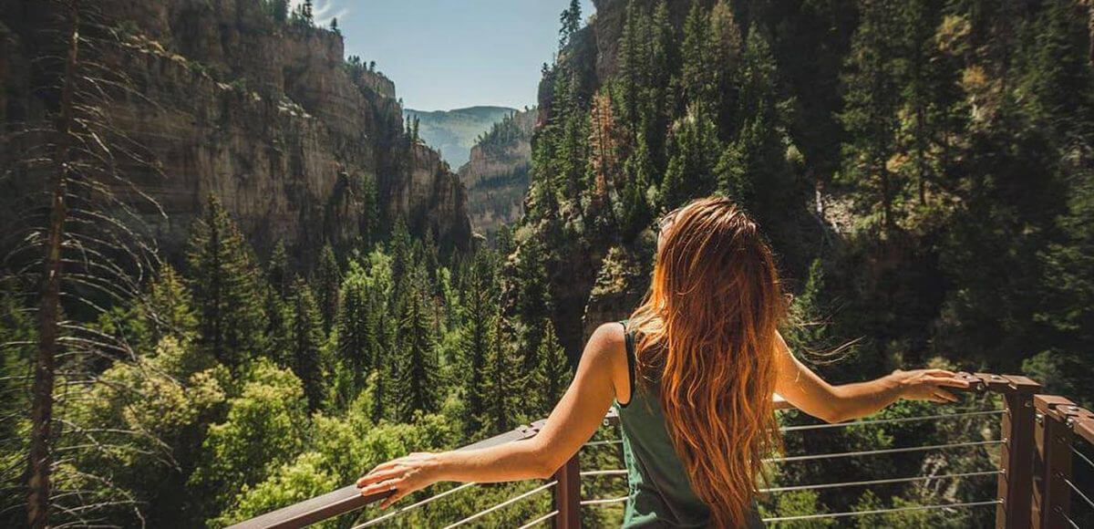 Wellness adventure at Glenwood Springs