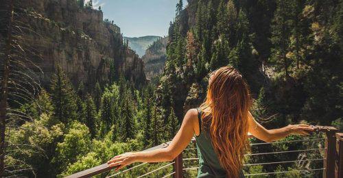 Wellness adventure at Glenwood Springs