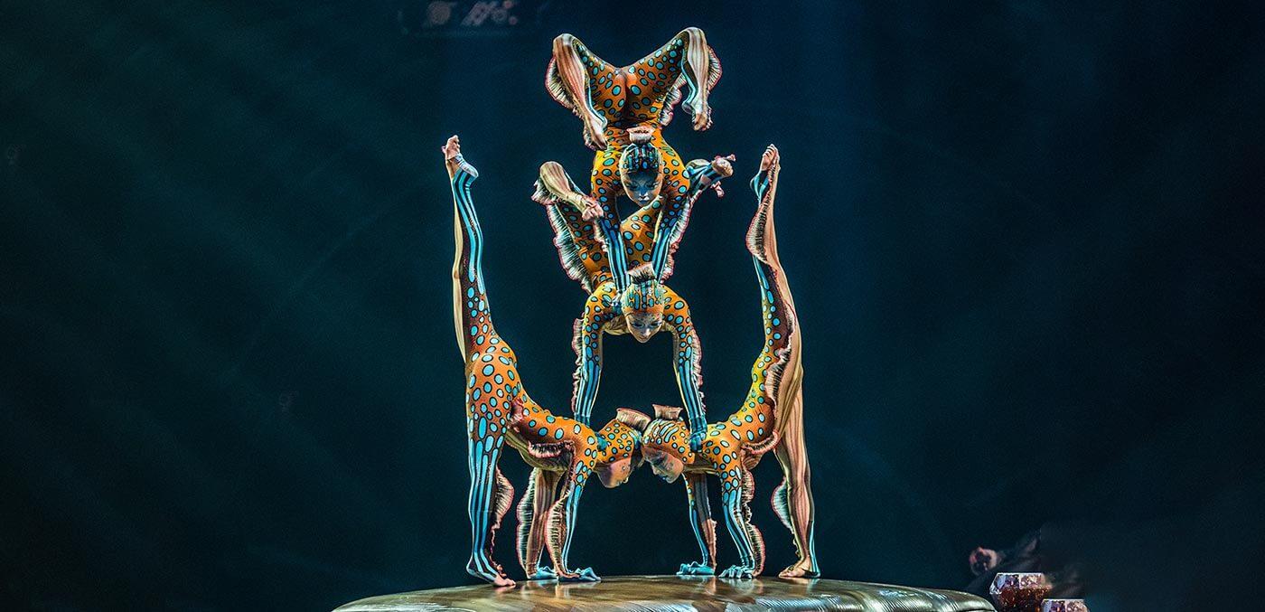 Kurios Show, Cirque du Soleil
