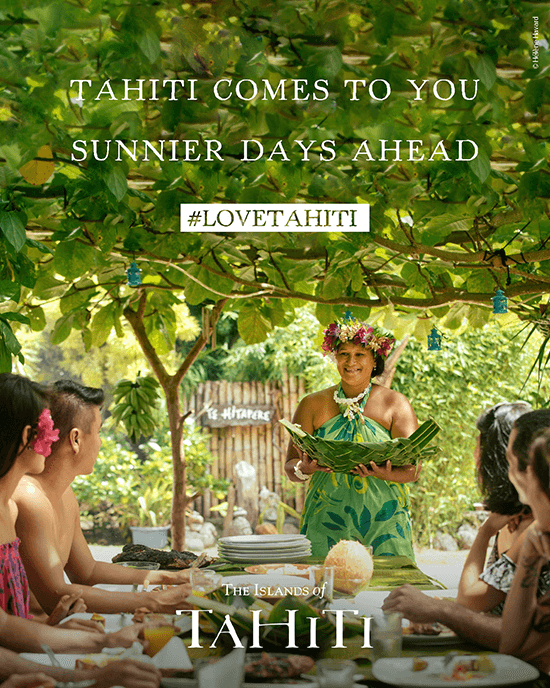 Tahiti Comes To You 2