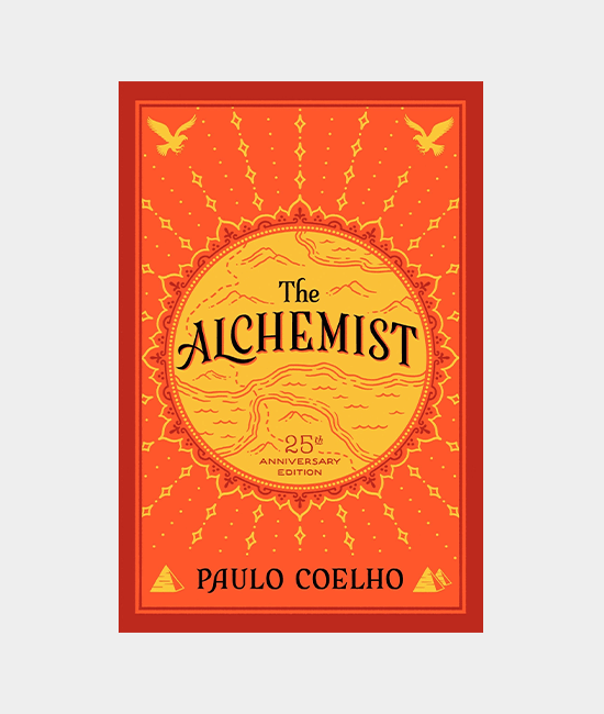 The Alchemist by Paul Coelho