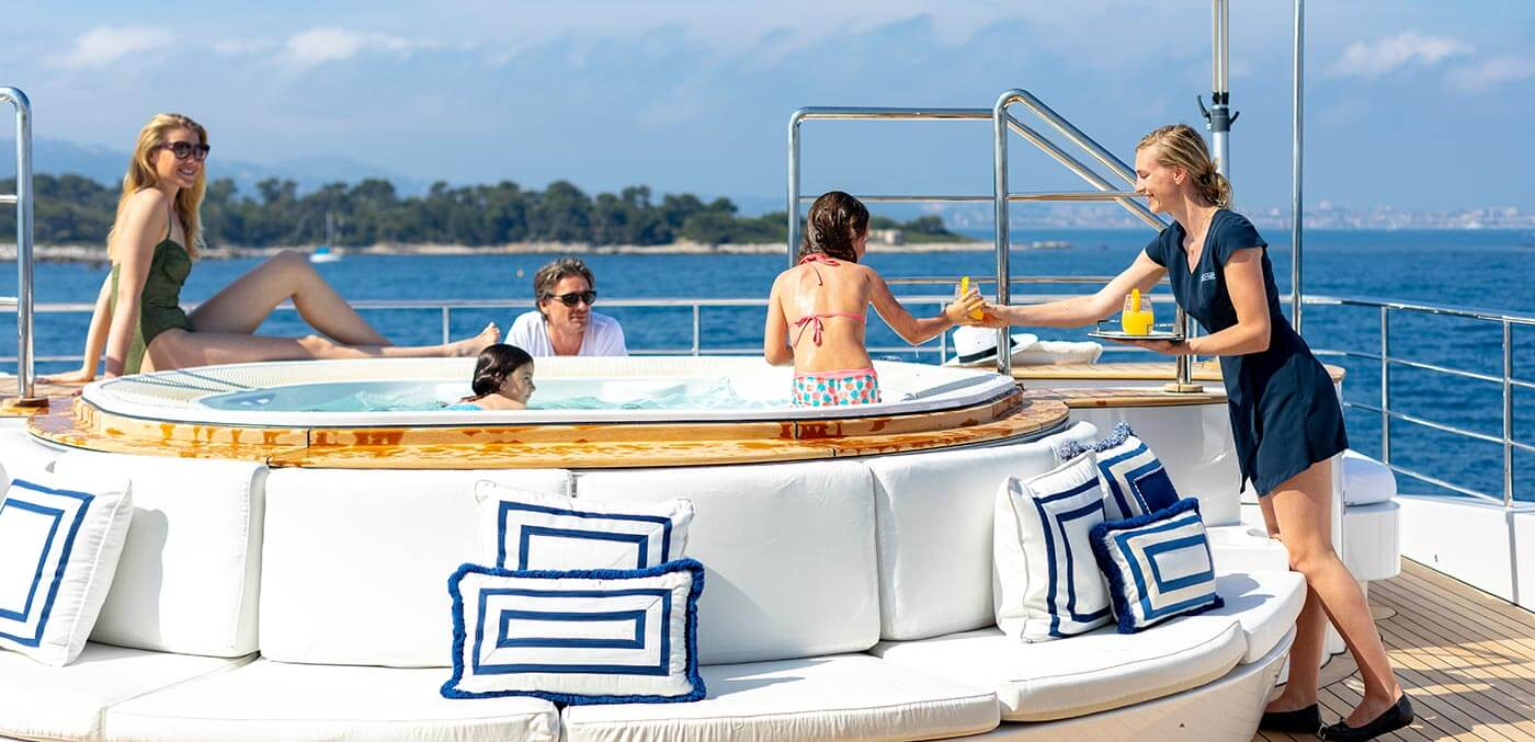 Family fun with Ahoy Club