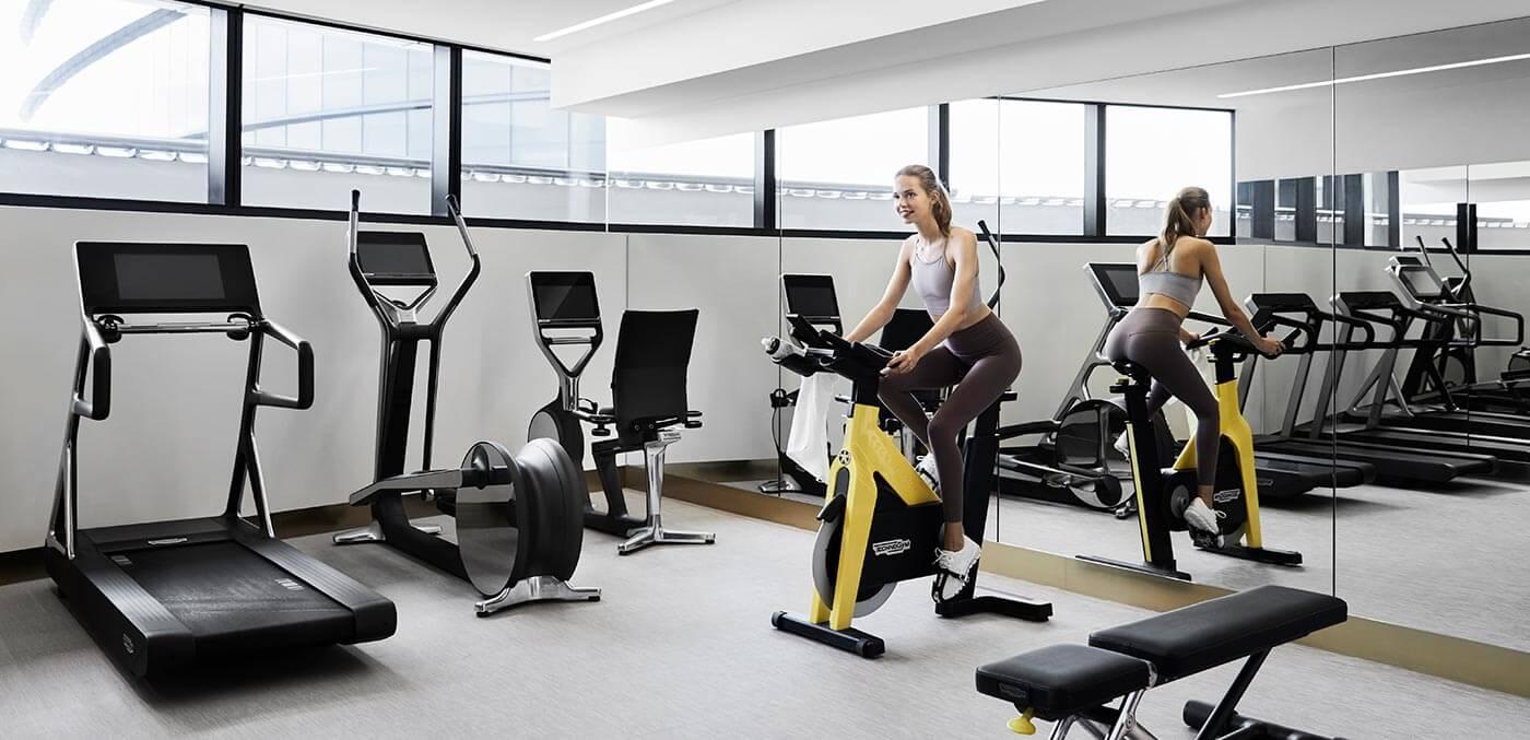 Gym at Hotel Chadstone
