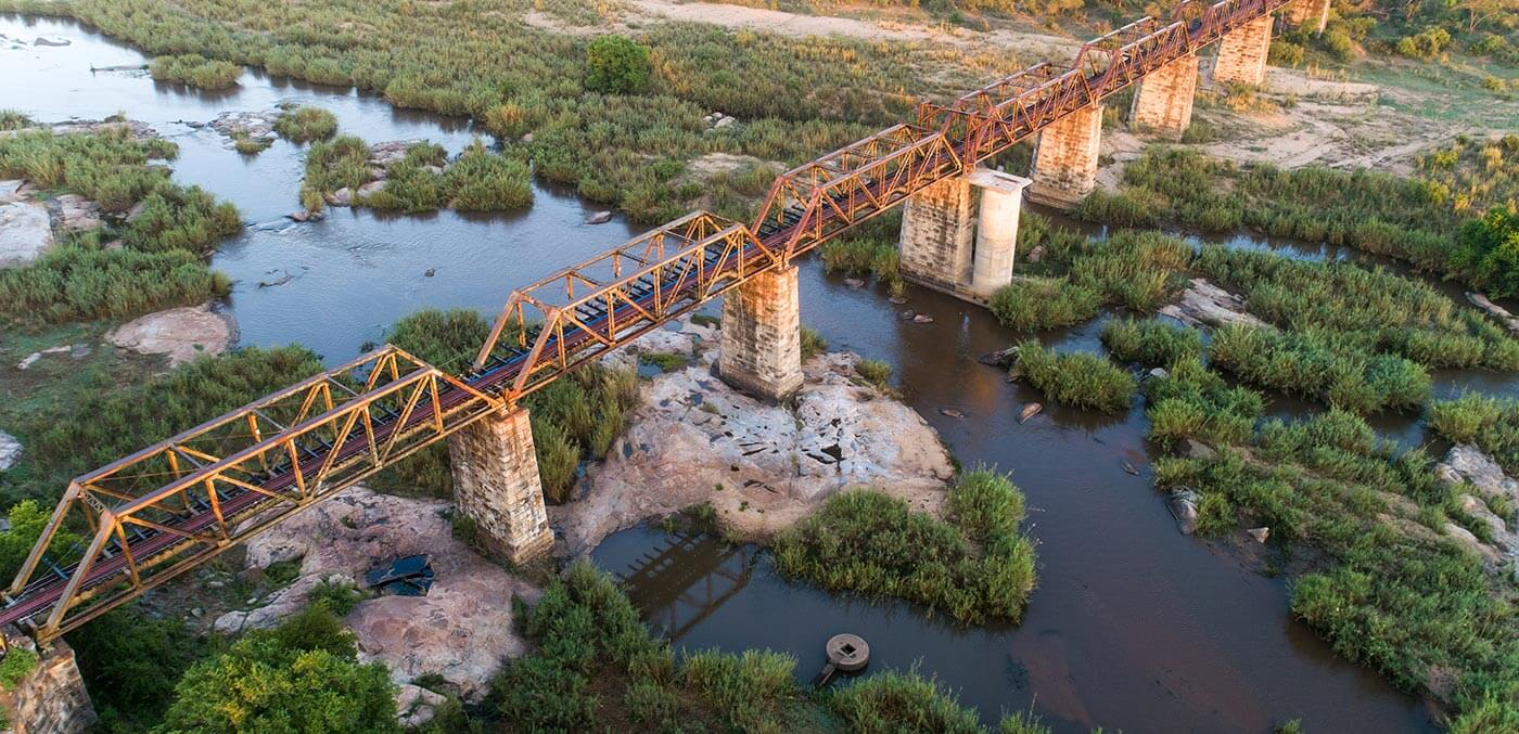 Skukuza Bridge