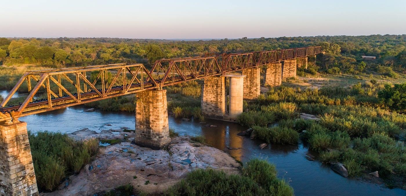 Skukuza Bridge