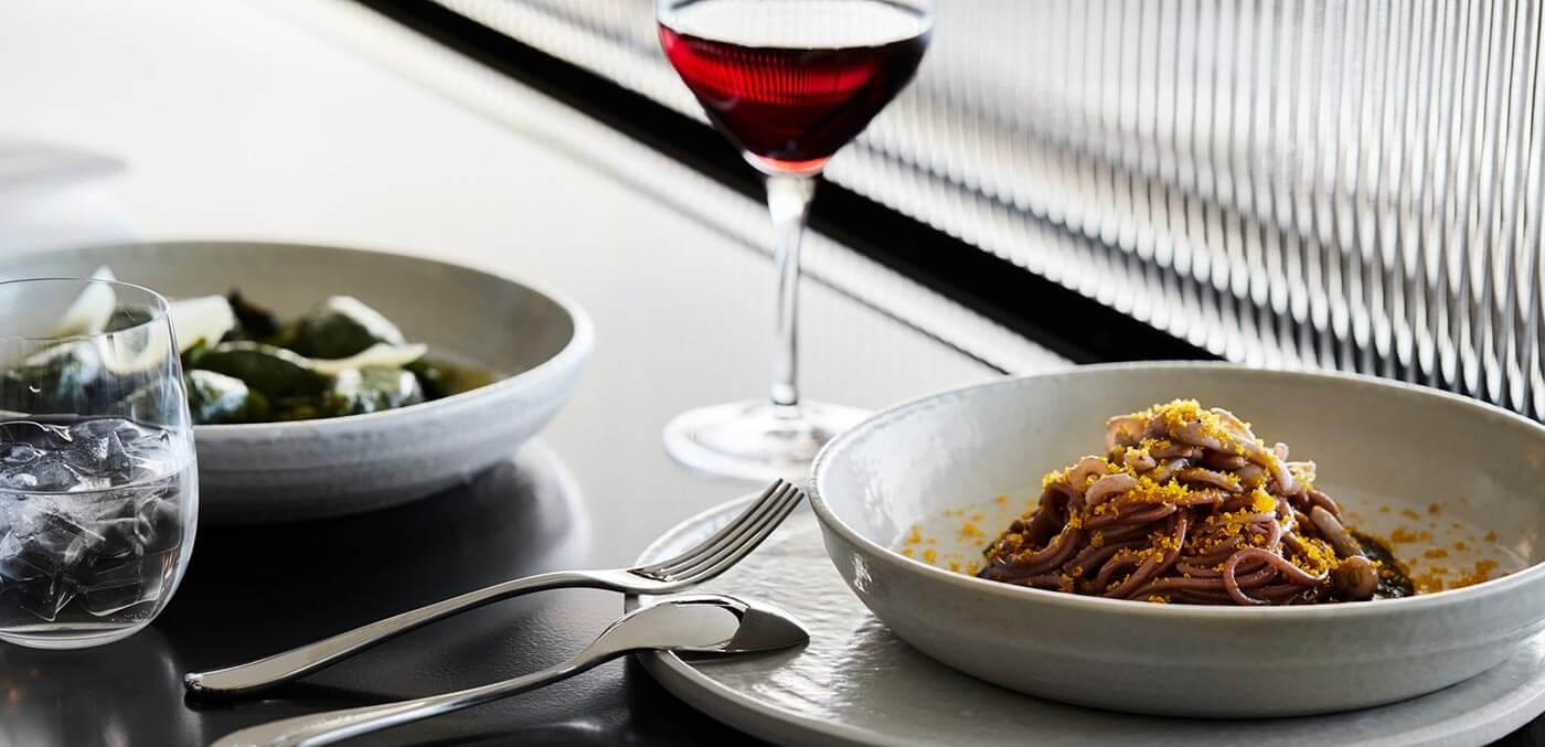 Spaghetti Ubriachi, Pastore Food