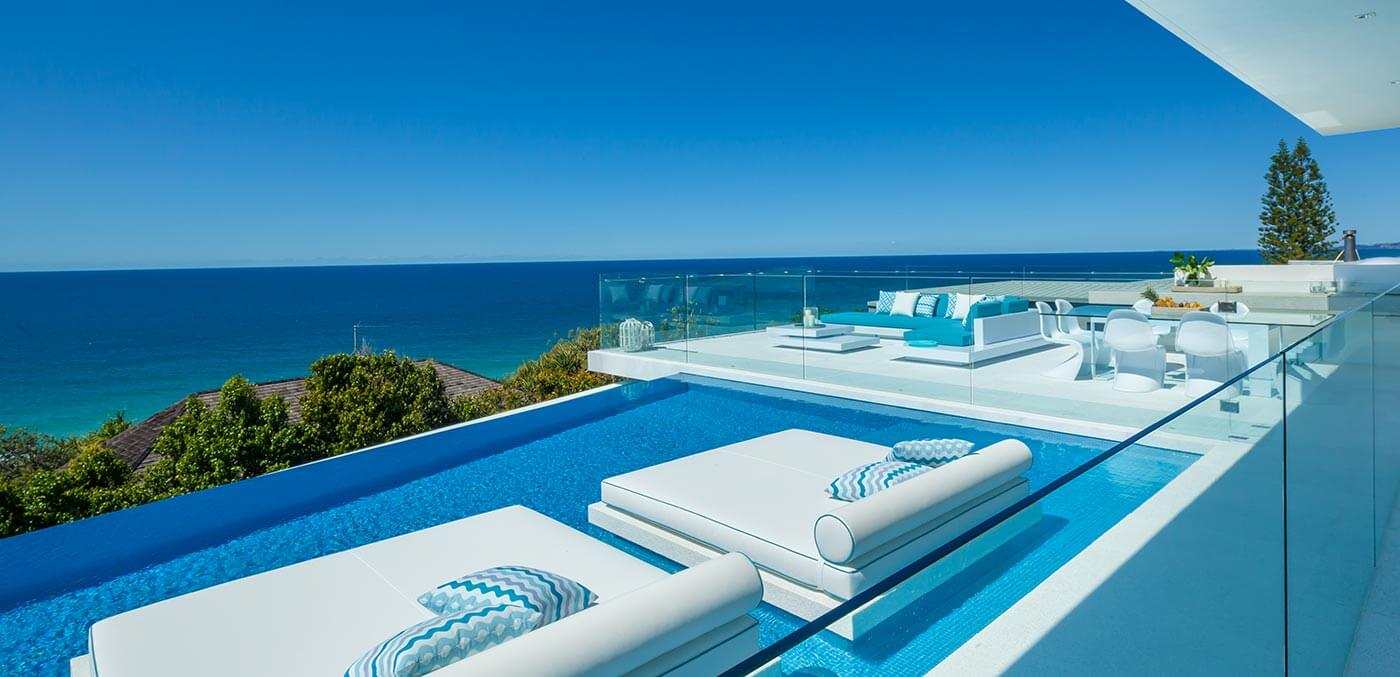 Blissful views from Luxico's Azure ultravilla
