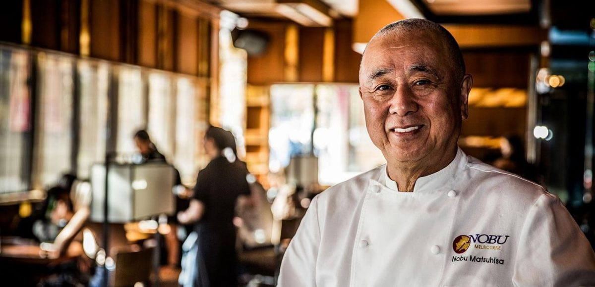 Nobu to open his third Australian restaurant