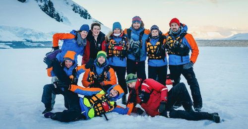 The Quark Expeditions team