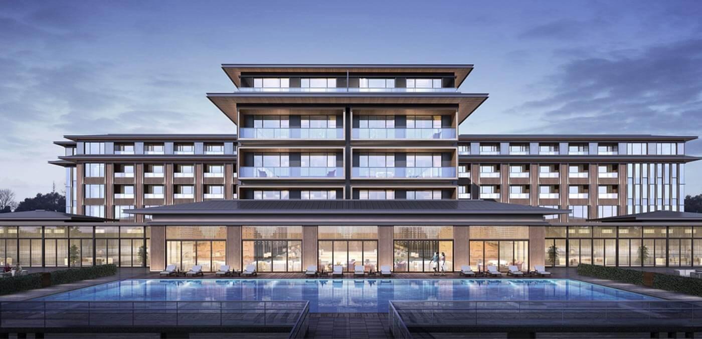 Anantara Jinsha Chengdu Hotel