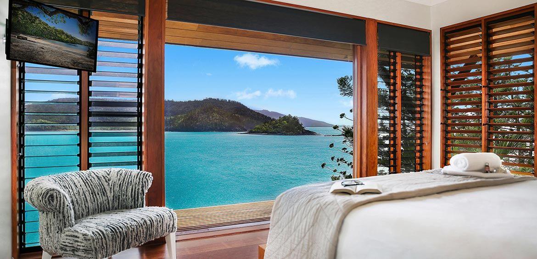 Room views at AQUILA