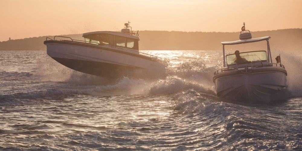 The Axopar boats for sale