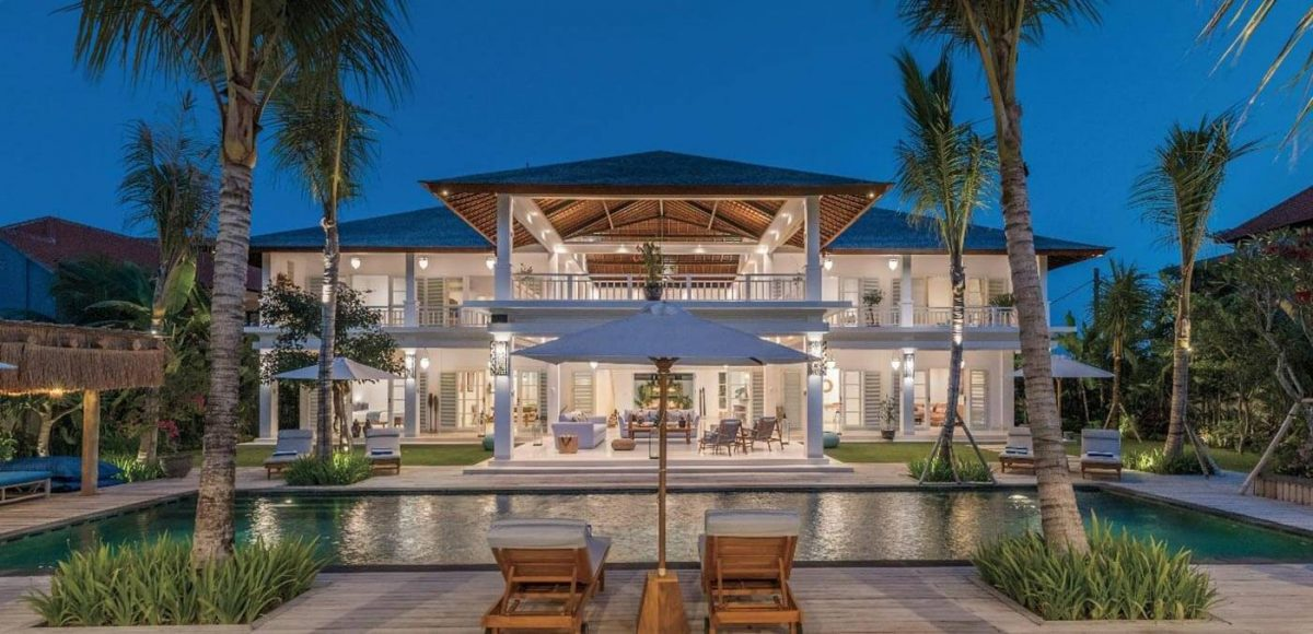 THE TELOK BLANGAH, Staffed Luxury Mansion in Bali, Home Escape