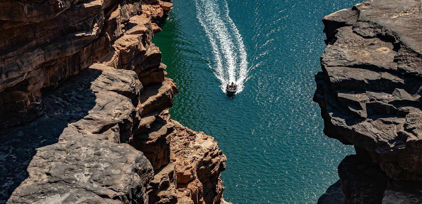 APT explores the Kimberley's